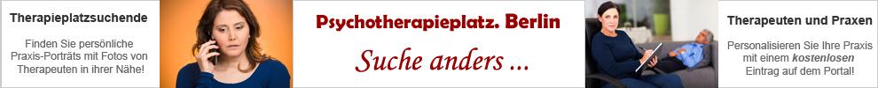 Psychotherapieplatz Berlin!